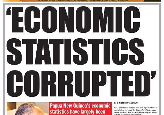 PNG Economic Statistics Corrupted – Responses to Treasurer